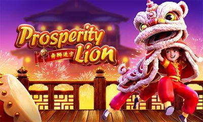 Prosperity-Lion